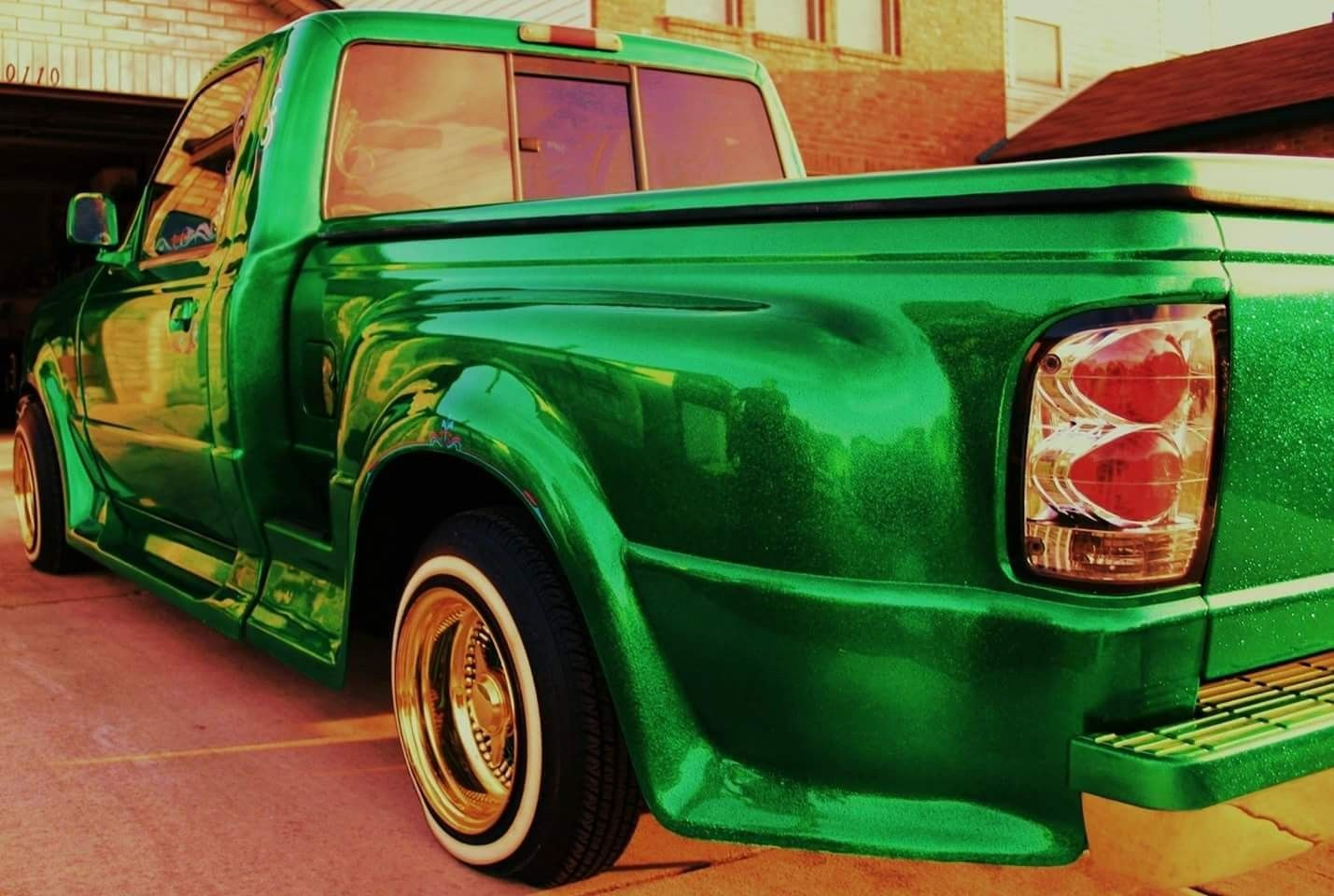 Pin By Gabe Rodriguez On Lowriders Lowrider Trucks Lowriders Ford Trucks