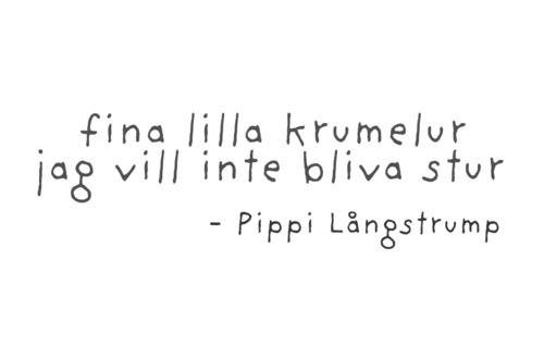 pippi sitat