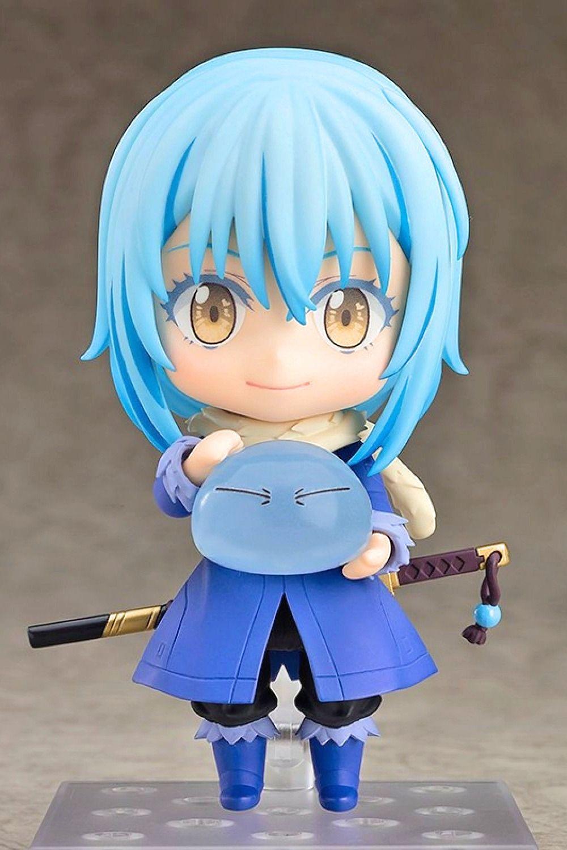 Anime Rimuru Tempest PVC Figure Model 10cm Toy New in Box