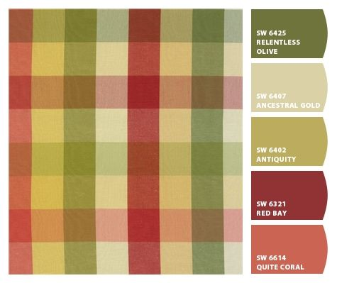 My favorite french country colors by Sherwin-Williams, These are the ...