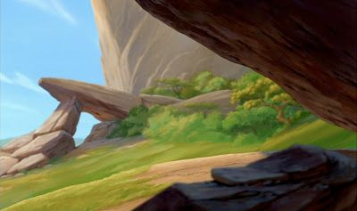Animation Backgrounds The Lion King Animation Background Scenery Background Disney Concept Art