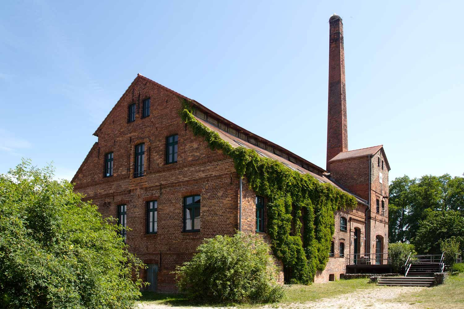 Alte Brennerei in Ribbeck, Havelland