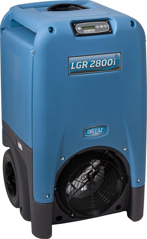 DriEaz F410 LGR 2800i 30gallon Portable Refrigerant