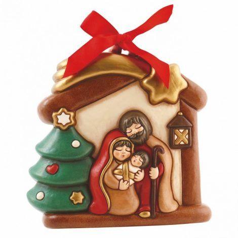 Formella Sacra Famiglia THUN Natale 2016 Prezzo 59 Euro