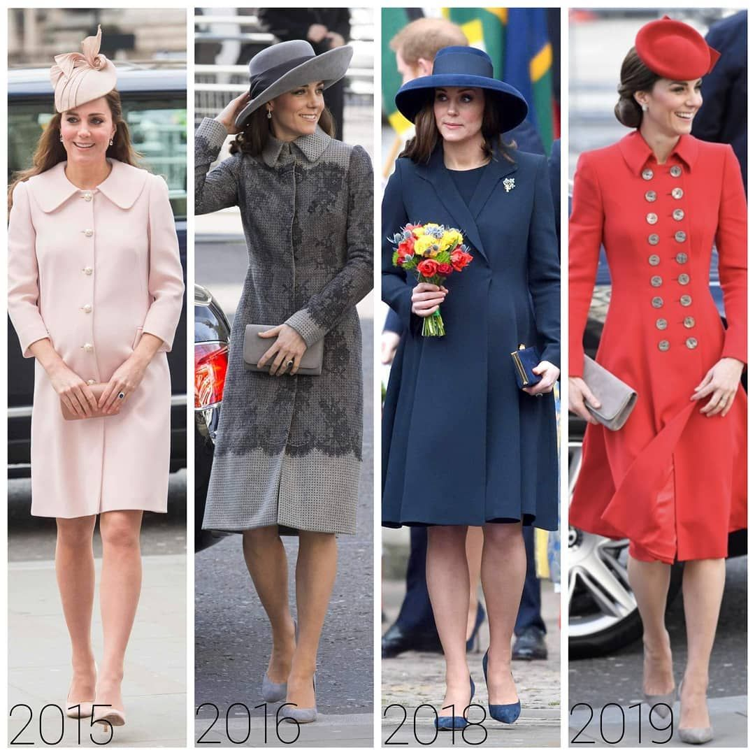 The British Royal Firm On Instagram The Duchess Of Cambridge Attending The Commonwealth Day Princess Kate Middleton Duchess Of Cambridge Kate Middleton Style