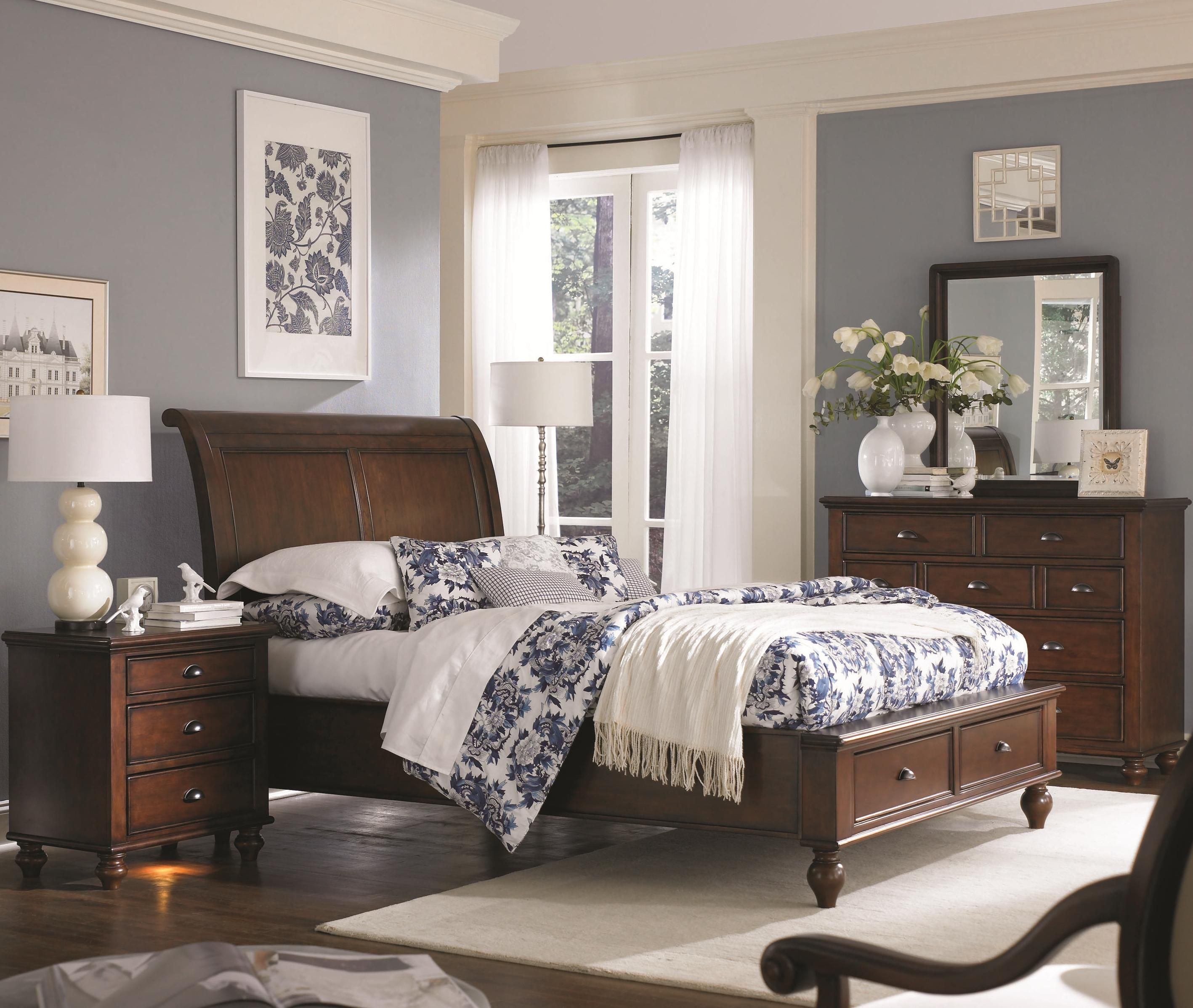 Madison Brh By Aspenhome Old Brick Furniture Aspenhome Madison Dealer New York Cherry Furniture Cherry Bedroom Furniture Cherry Wood Furniture