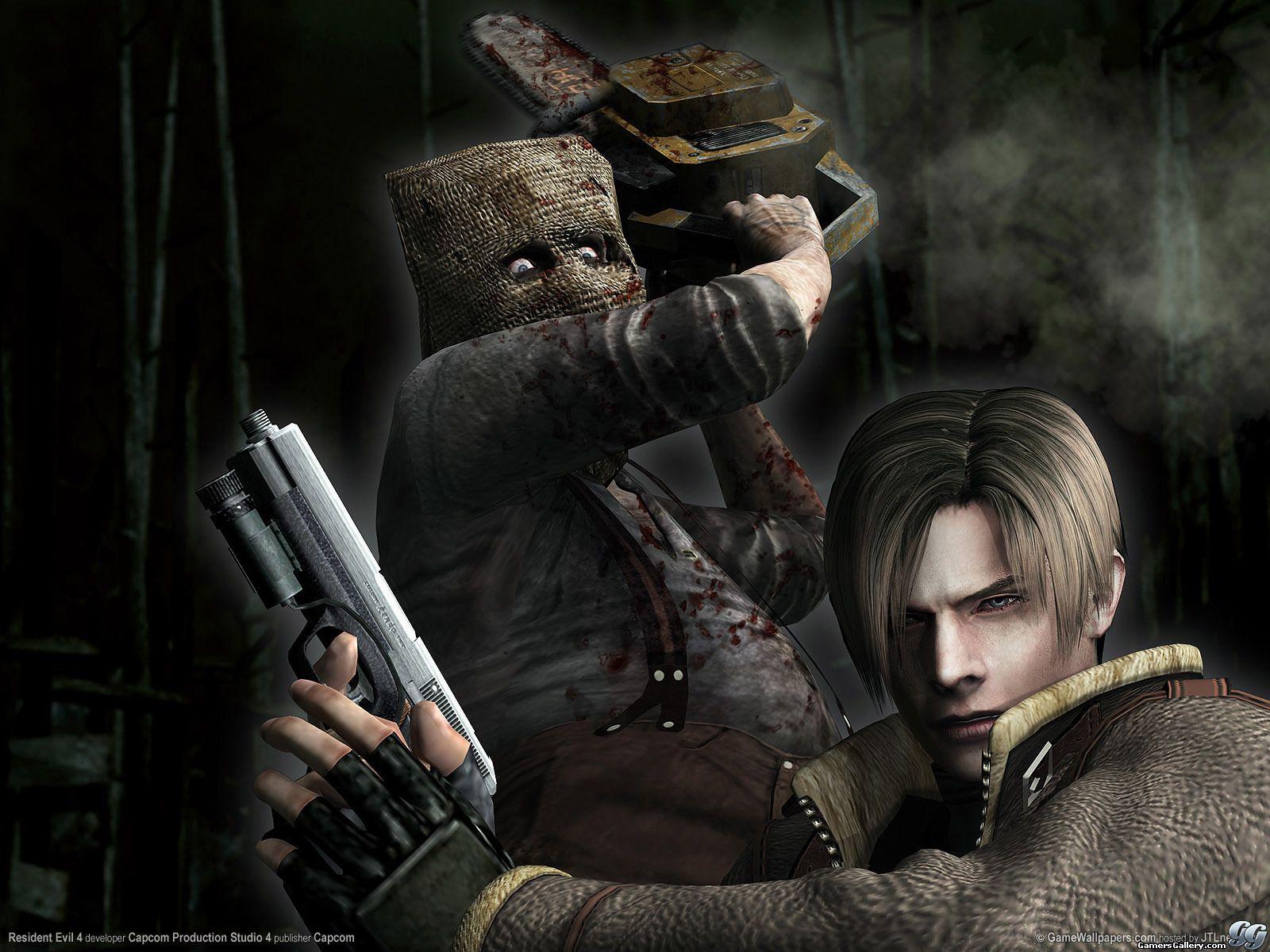 Resident Evil 4 Wallpaper Resident Evil