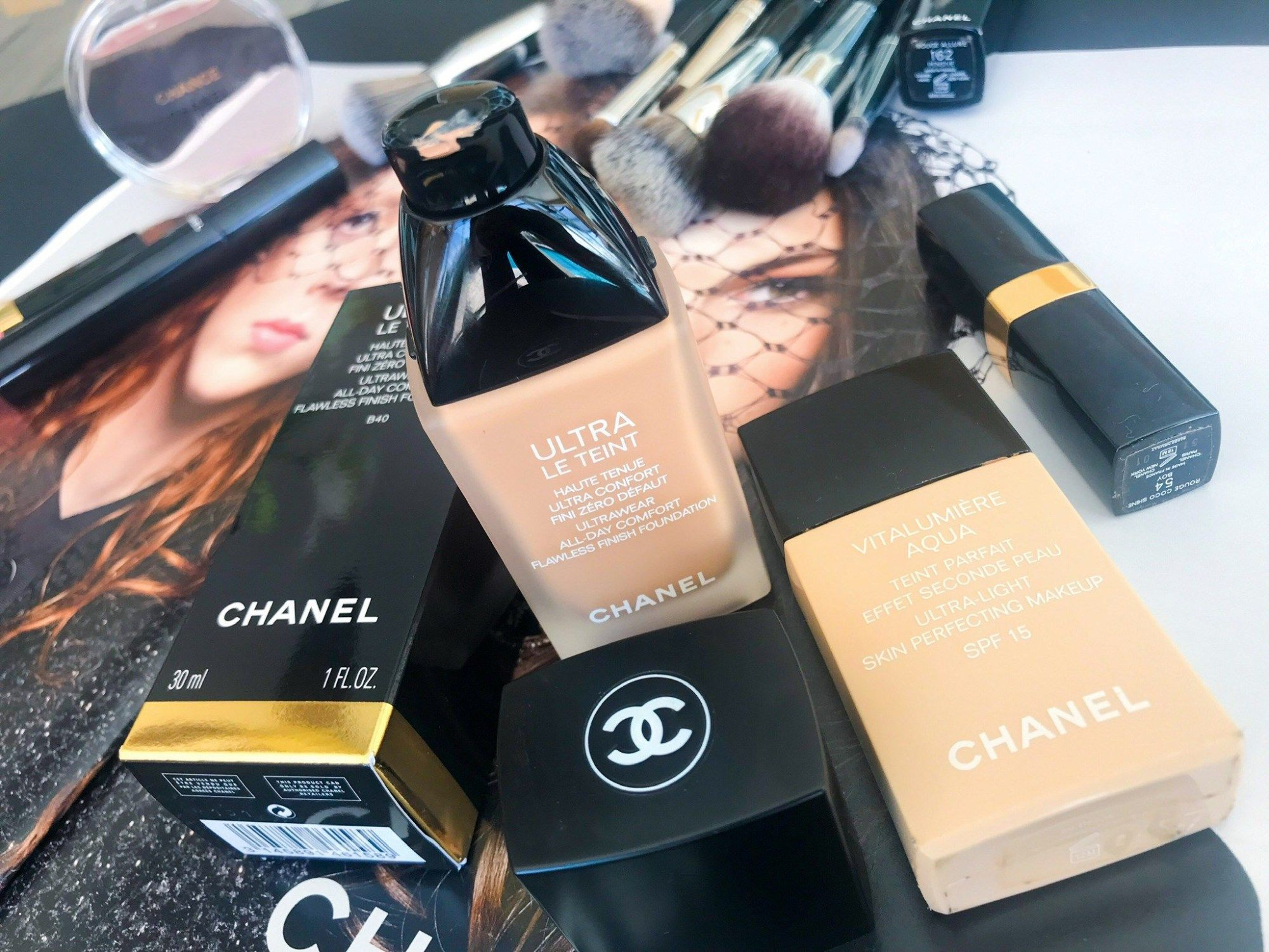 The NEW Chanel Ultra Le Teint AllDay Comfort Foundation
