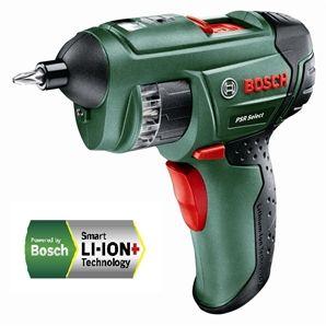 Bosch 3 6v 1 5ah Li Ion Cordless Screwdriver Cordless Screwdrivers Bosch Electric Screwdriver