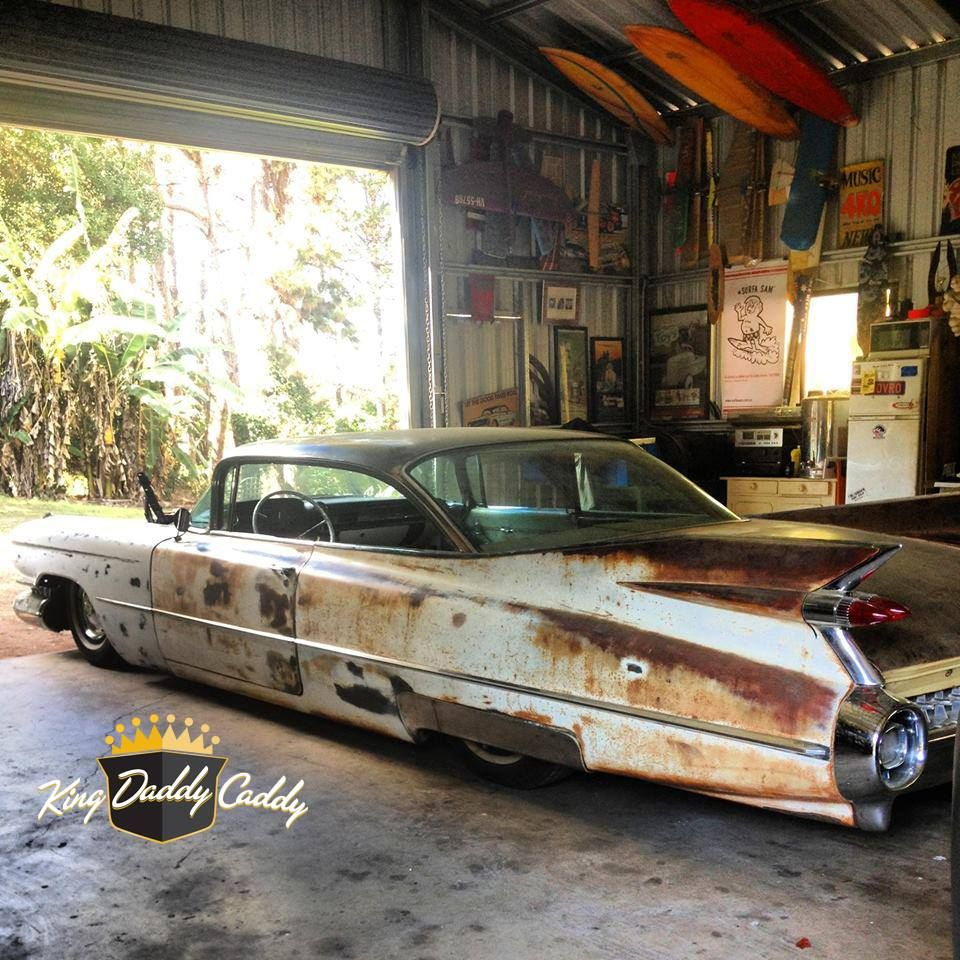 1959 Cadillac Coupe DeVille   my favorite car ever  I WILL