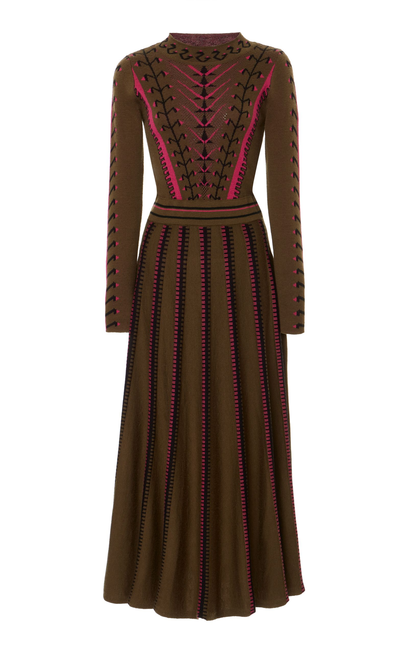 Big Discount Cheap Price Sale Best Ida Knit Flared Dress Temperley London Order Cheap Price Factory Outlet Sale Online s2Mqd