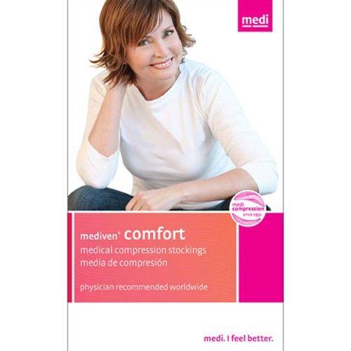 Mediven Comfort 15-20 mmHg Closed Toe Pantyhose Compression