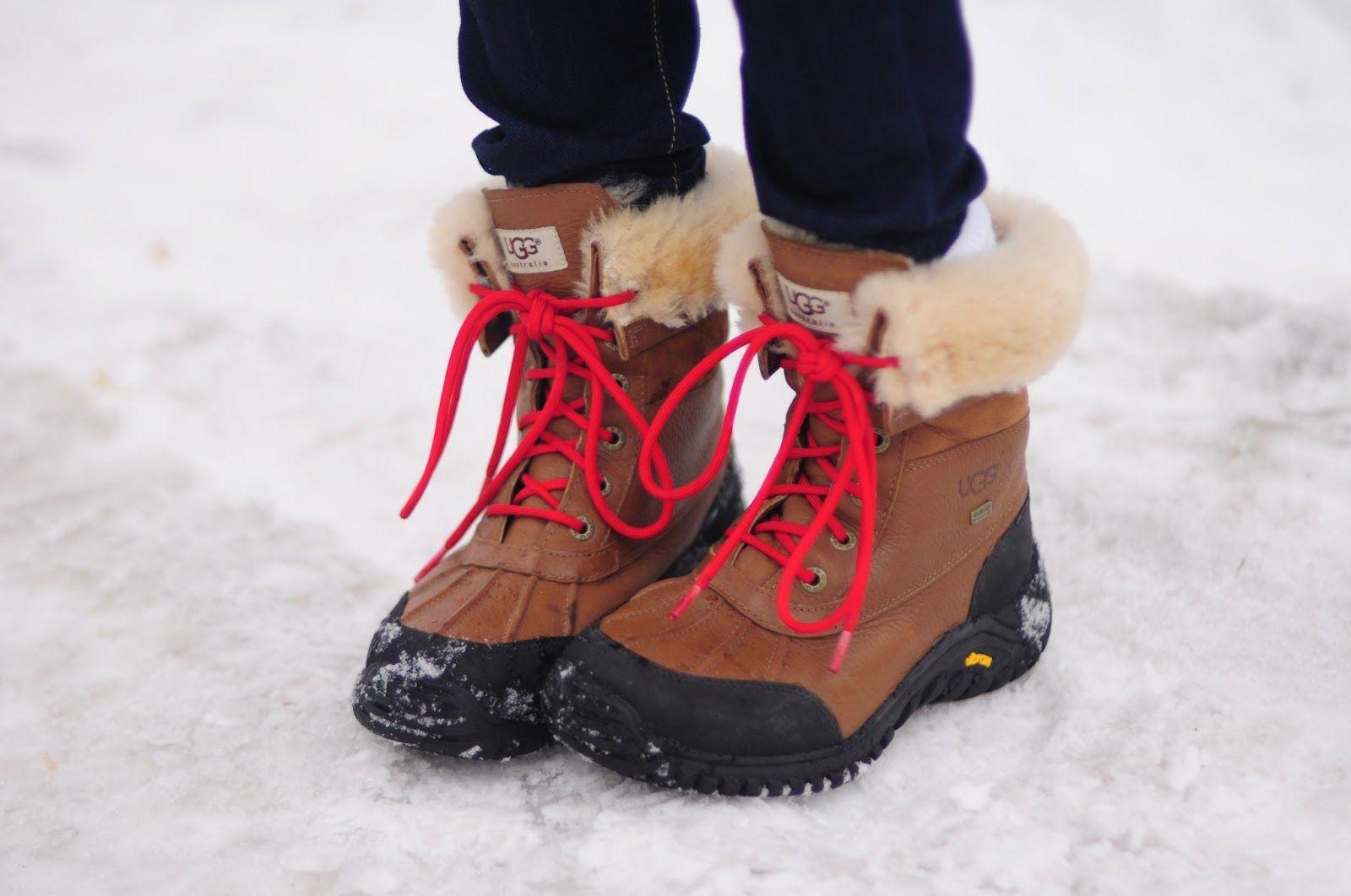 5dfb045a034 UGG SNOW BOOTS | Fashion | Ugg snow boots, Snow boots, Ugg adirondack