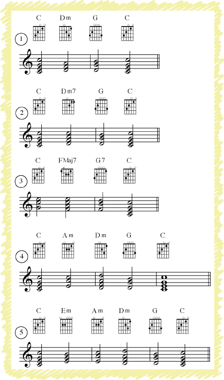 Strong Chord Progressions Favorite Piano Playing Tips Pinterest