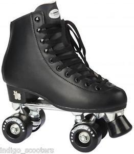Rookie Quad Skate Roller Skates Retro Rollerskates Roller Shoes Black Roller Skates Roller Skates