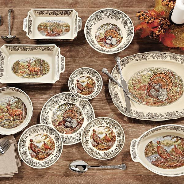 Queens by Churchill Thanksgiving Dinnerware from Tuesday Morning & Queens by Churchill Thanksgiving Dinnerware from Tuesday Morning ...