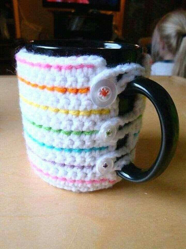 Famoso Crochet Patrón De Té Acogedora Libre Regalo - Ideas de ...