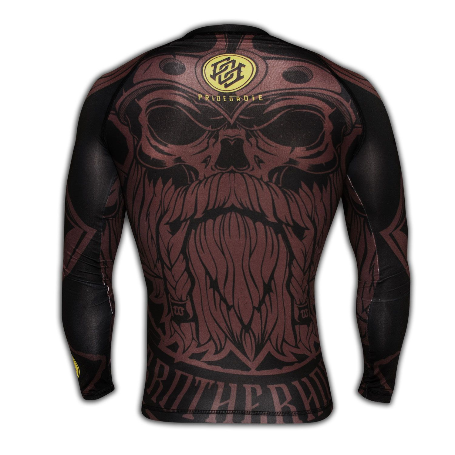 Raven Fightwear Men/'s Wind Element BJJ MMA Rash Guard