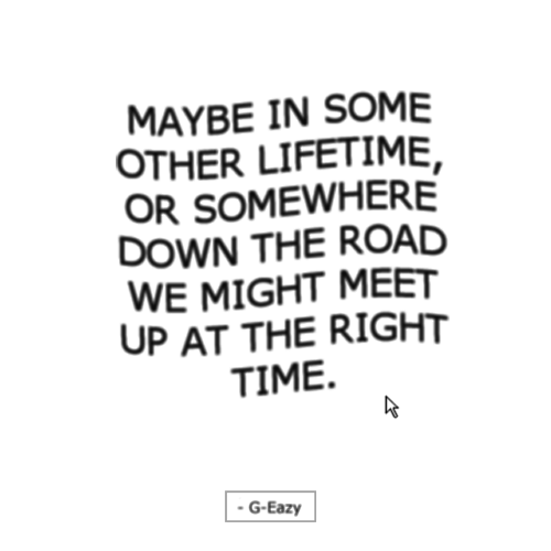 G Eazy Quotes About Love : eazy quotes - Google Search Music, Good Vibes & G-Eazy Pinterest ...