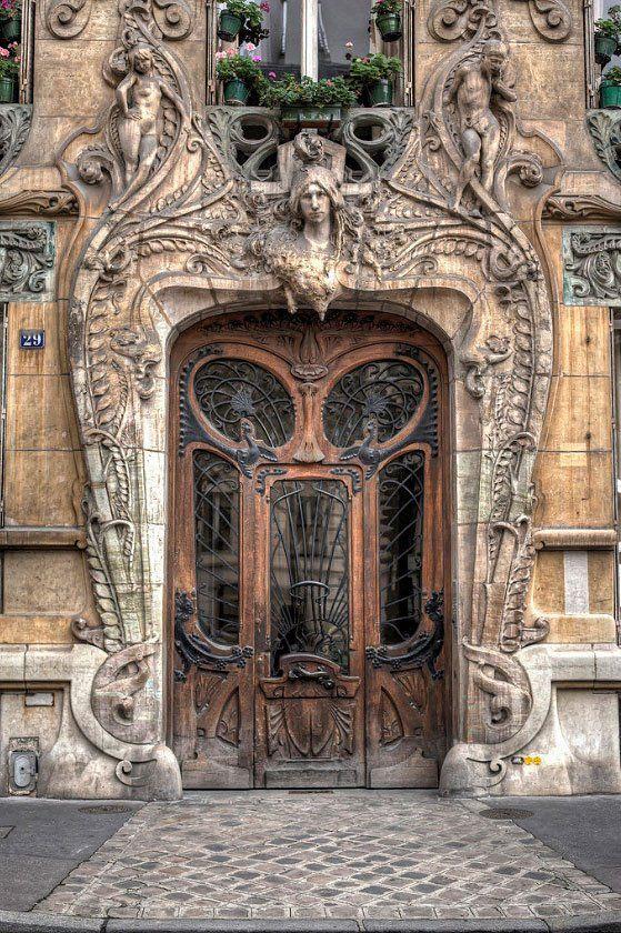 Art Noveau in Paris