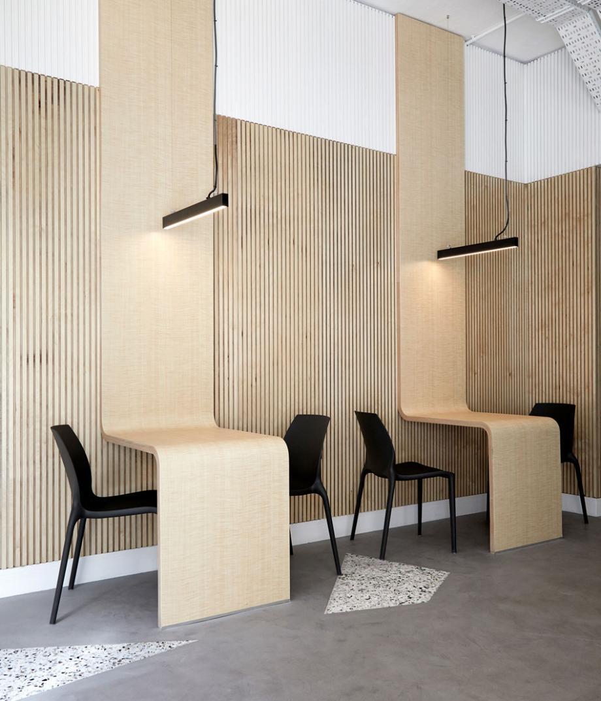 We11 S 360 Degree Fitness Studio Opens In London Photographydegreelondon Interior Design Minimal Interior Design Minimalism Interior