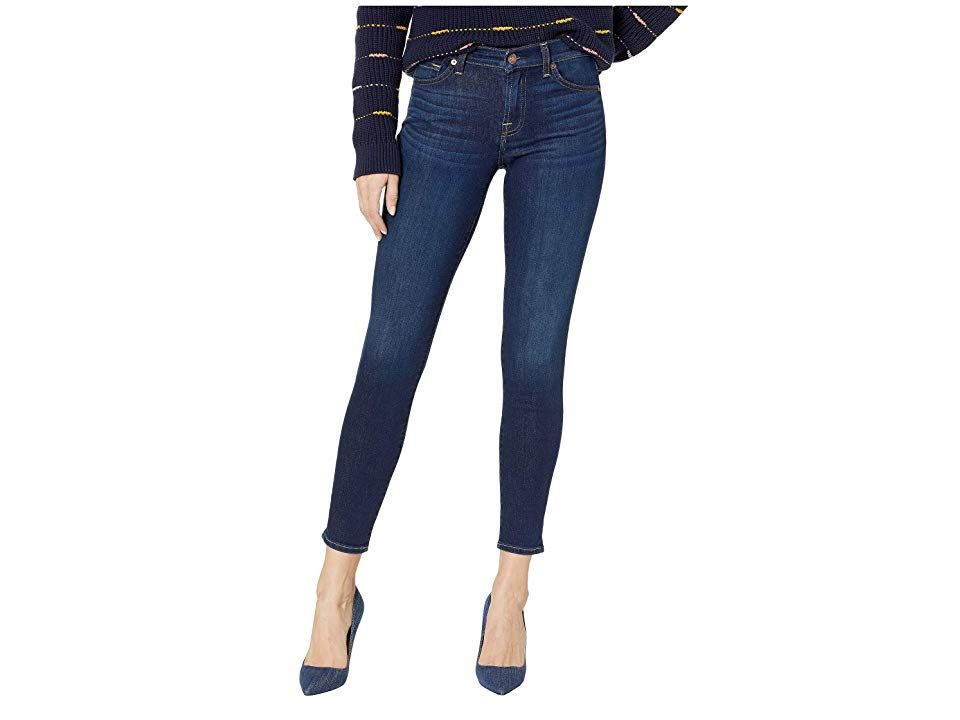7 For All Mankind The Skinny In Serrano Night Women S Jeans