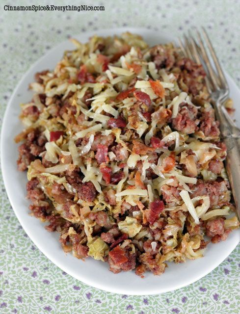 Easy skillet corned beef hash and cabbage recipe skillet corn easy skillet corned beef hash and cabbage ccuart Gallery