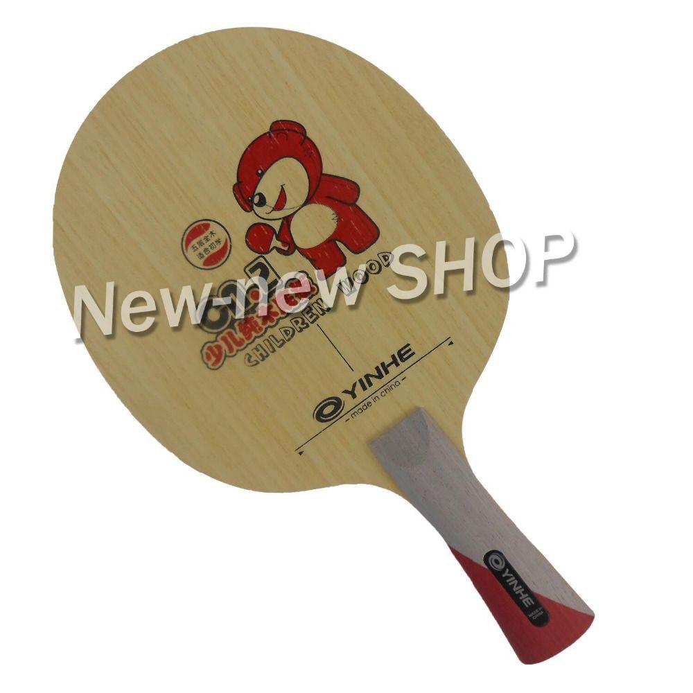 Yinhe Cn 2 Cn2 Cn 2 Formation Pour Enfants Tennis De Table Pingpong Lame Table Tennis Table Tennis Racket Training Tables