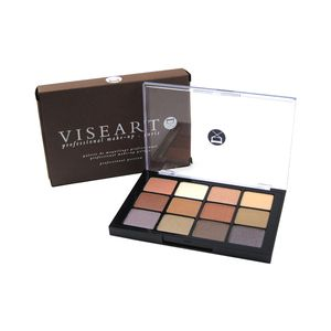 These palettes are now available at Camera Ready Cosmetics! NEW! Viseart 12-Color Eyeshadow Palette - 06 Paris Nudes $80.00 evokes a starlit night in Paris with its collection of warm rose golds, coppers, plums and taupes. Smooth and blendable, each shadow gives a soft, pearl finish and consistency that pairs perfectly with any skin tone or eye color.  Get your own Viseart Palette - the #1 Choice of Professionals!
