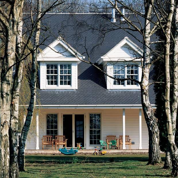 Adding Dormers To Attic: Homebuilding & Renovating