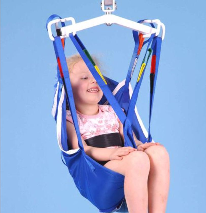All ages of people require slings.   Hoist sling information   Pinterest