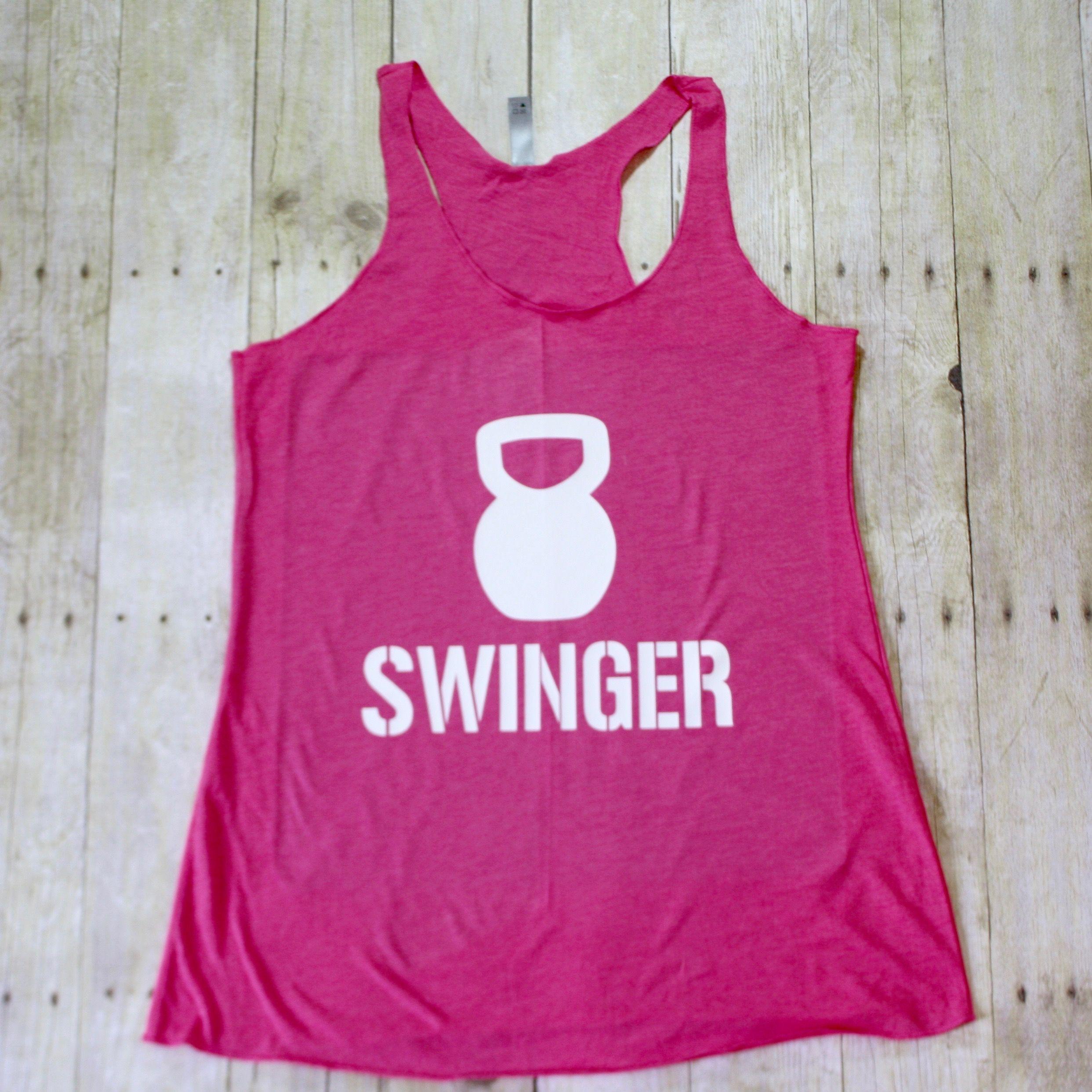 77e70d2f35d003 Kettle bell swinger funny exercise shirts