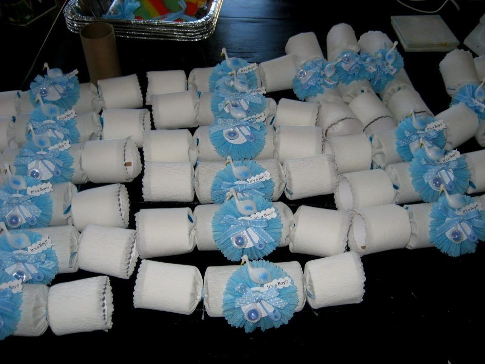 Baby Shower Decor Ideas Diy Homemade Baby Shower Decorations