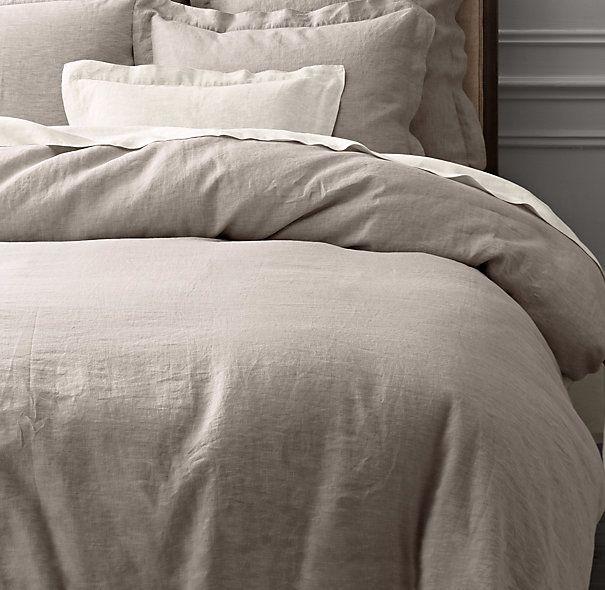 Vintage Washed Belgian Linen Duvet Cover Belgian Linen Duvet Covers Belgian Linen Bedding Linen Duvet Covers