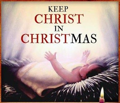 christ quotes christmas Keep in