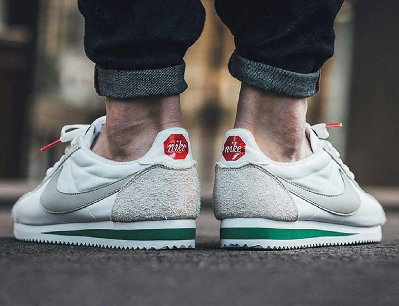 detailed look 81eb1 f2f33 Nike Cortez Shoes, Reebok, Air Jordan, Nylons, Logos, Adidas, Nike