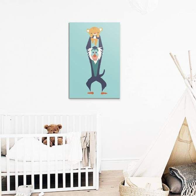 Tableau Roi Lion Collection Enfant Avec Images Chambre Bebe