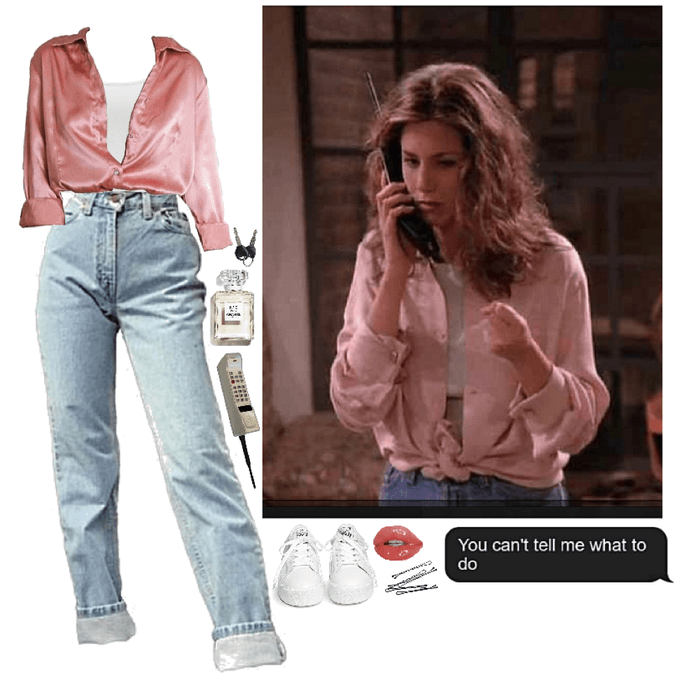 rachel green inspired Outfit