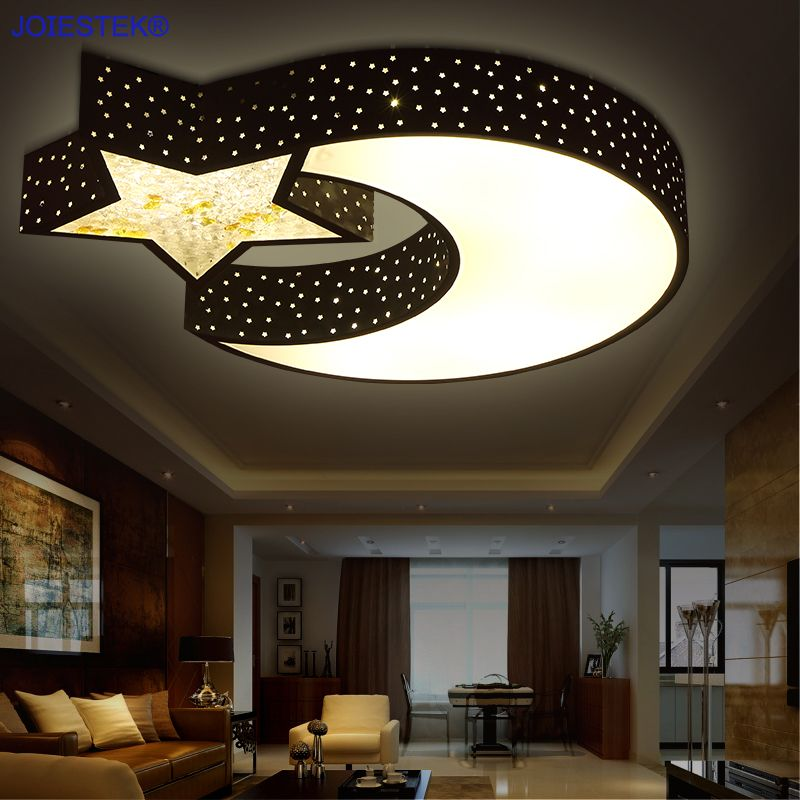 Modern Led Ceiling Lights For Home Lighting Living Room Bedroom Dining Kids Light Fixtures Children Lamp 1010 In From