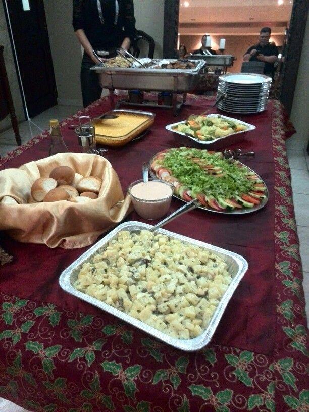 Cena Navidad de la oficina