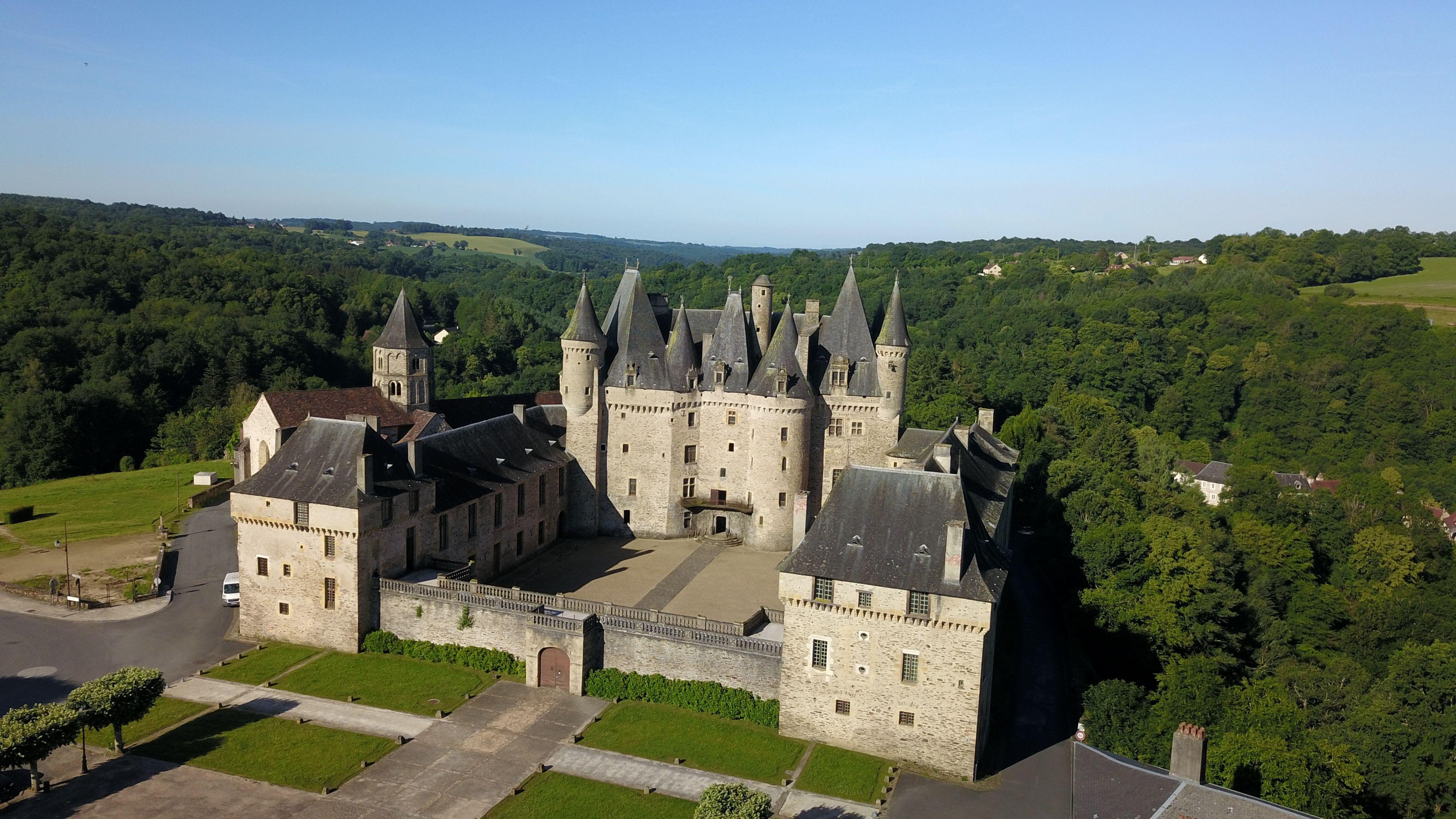 Guide des Châteaux 2020 (avec images) Chateau france