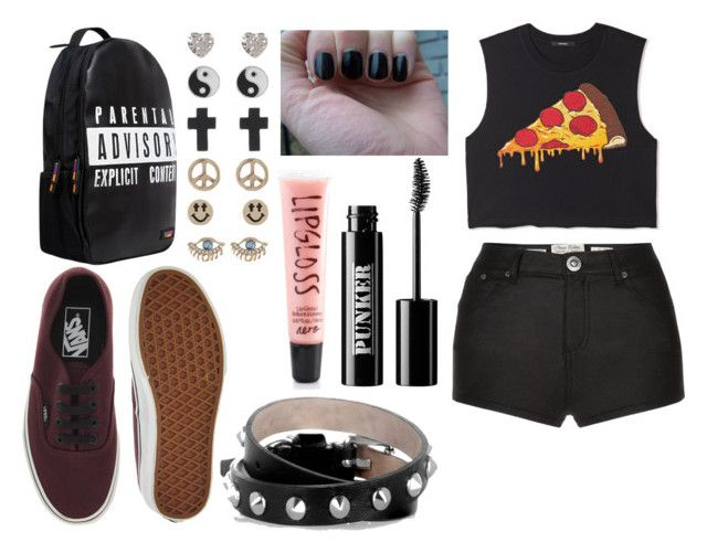 """""""Sem título #880"""" by ines-bacelo ❤ liked on Polyvore featuring Forever 21, Parisian, Vans, Urban Junk, Alexander McQueen, 1&20 Blackbirds, Ardency Inn and Aéropostale"""