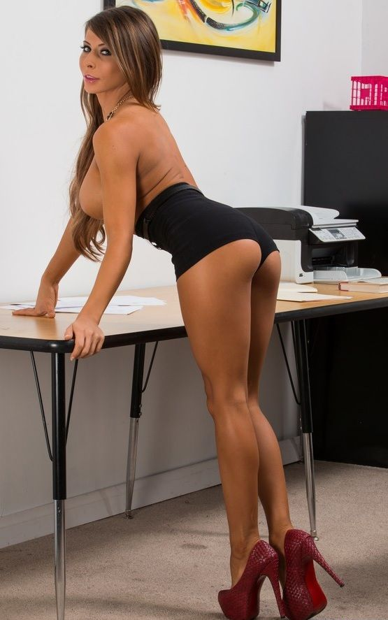 Madison Ivi Ivy Naked 18th Sexy Legs Long Hair Long