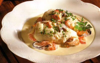 Filets Soles Normandes Recettes Et Gastronomie Normande Scoop It Recipes Seafood Recipes Food