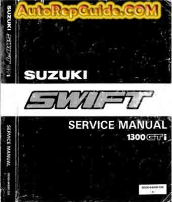 download free suzuki swift gti 1989 1995 repair manual image rh pinterest com swift gti service manual swift gti service manual