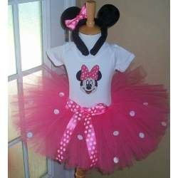 86c6abfee Disfraz Minnie, Vaquita San Antonio, Bailarina. Tutú De Tul ...