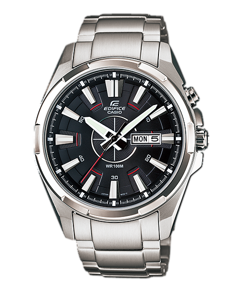 CASIO EDIFICE ANALOGO CON SEGUNDERO