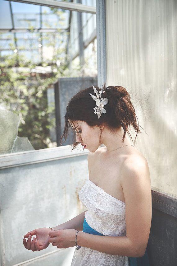 Pettine nuziale dei capelli  Parrucchino nuziale di JonidaRipani