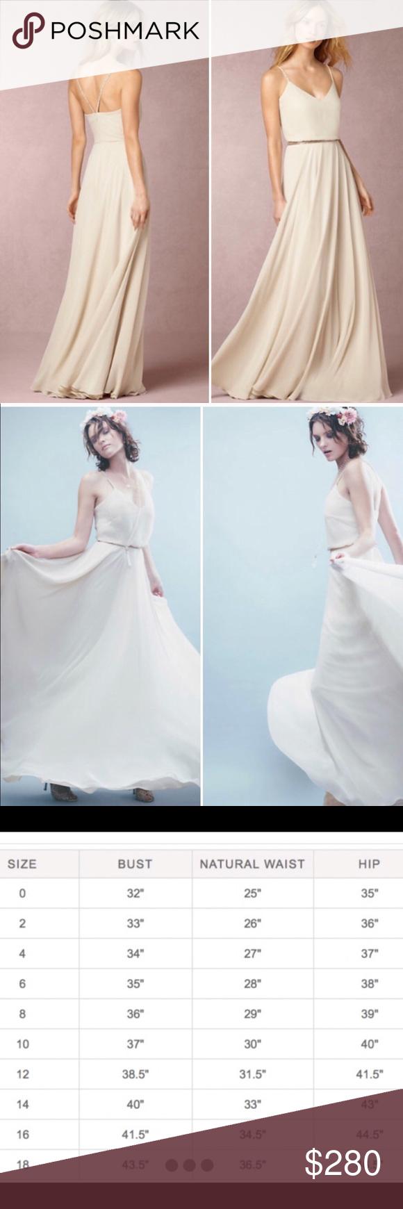 d8f722d1c7d NWOT BHLDN Jenny Yoo Nadya Inesse dress