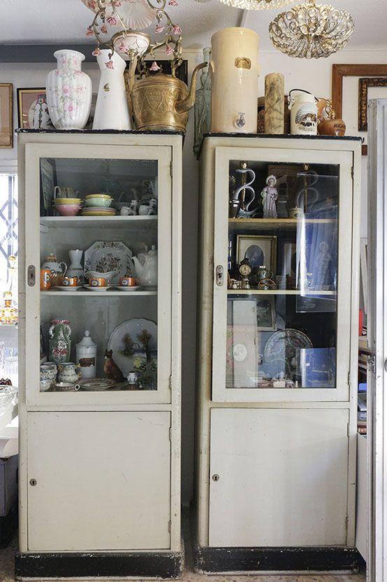 Mueble de laboratorio  EL DESVN DE BARTLEBY en 2019